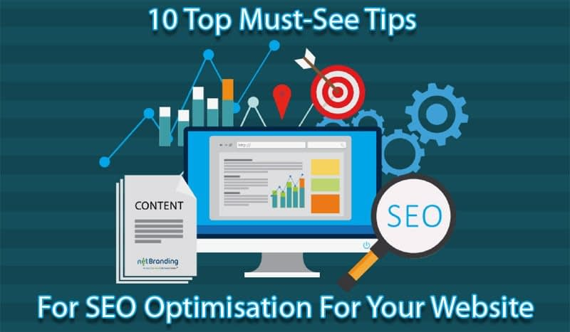 tips for SEO optimisation